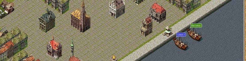 Galiator Trader - das Fan-Browsergame zu Patrizier II